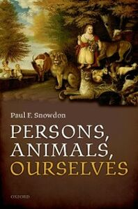 Ebook in inglese Persons, Animals, Ourselves Snowdon, Paul F.