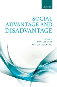 Ebook in inglese Social Advantage and Disadvantage -, -