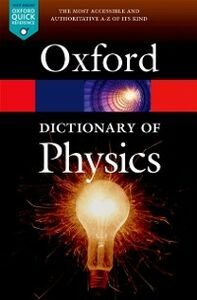 Foto Cover di Dictionary of Physics, Ebook inglese di  edito da OUP Oxford