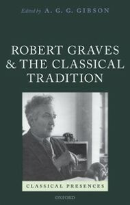 Ebook in inglese Robert Graves and the Classical Tradition