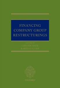 Ebook in inglese Financing Company Group Restructurings -, -