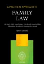 Practical Approach to Family Law