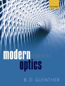 Ebook in inglese Modern Optics Guenther, B. D.