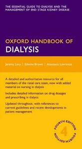 Ebook in inglese Oxford Handbook of Dialysis Brown, Edwina , Lawrence, Anastasia , Levy, Jeremy