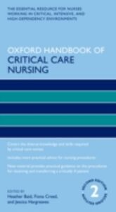 Ebook in inglese Oxford Handbook of Critical Care Nursing Creed, Fiona , Hargreaves, Jessica