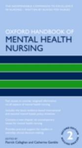 Ebook in inglese Oxford Handbook of Mental Health Nursing -, -