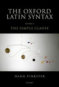 Ebook in inglese Oxford Latin Syntax: Volume 1: The Simple Clause Pinkster, Harm