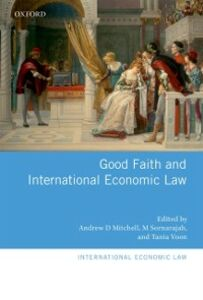 Foto Cover di Good Faith and International Economic Law, Ebook inglese di  edito da OUP Oxford