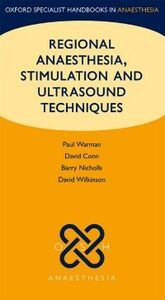 Ebook in inglese Regional Anaesthesia, Stimulation, and Ultrasound Techniques