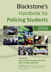 Ebook in inglese Blackstone's Handbook for Policing Students 2016 Gra&ccedil , a, Sofia , Lawton-Barrett , O'Neill, Martin , Tong, Stephen