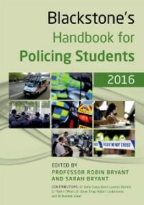 Ebook in inglese Blackstone's Handbook for Policing Students 2016 Gra&ccedil , a, Sofia , Lawton-Barrett , O'Neill, Martin , Tong, Stephen