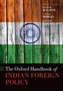 Foto Cover di Oxford Handbook of Indian Foreign Policy, Ebook inglese di  edito da OUP Oxford