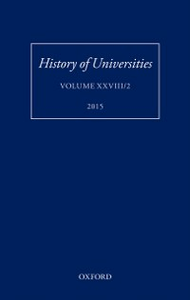 Ebook in inglese History of Universities: Volume XXVIII/2 -, -