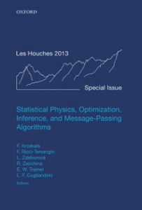 Ebook in inglese Statistical Physics, Optimization, Inference, and Message-Passing Algorithms: Lecture Notes of the Les Houches School of Physics: Special Issue, October 2013 -, -