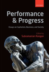 Ebook in inglese Performance and Progress: Essays on Capitalism, Business, and Society -, -