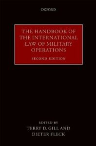 Ebook in inglese Handbook of the International Law of Military Operations