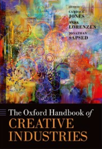 Ebook in inglese Oxford Handbook of Creative Industries -, -