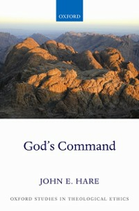 Ebook in inglese Gods Command Hare, John E.