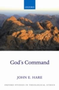 Ebook in inglese Gods Command Hare, John E.
