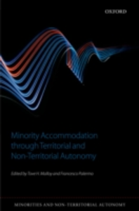 Ebook in inglese Minority Accommodation through Territorial and Non-Territorial Autonomy -, -