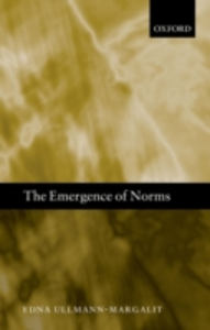 Ebook in inglese Emergence of Norms Ullmann-Margalit, Edna