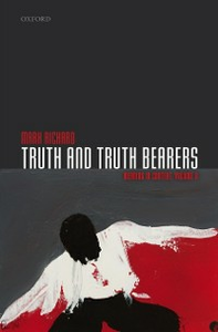Ebook in inglese Truth and Truth Bearers: Meaning in Context, Volume II Richard, Mark