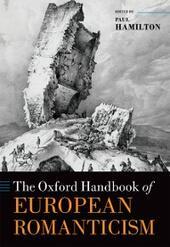 Oxford Handbook of European Romanticism
