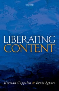 Ebook in inglese Liberating Content Cappelen, Herman , Lepore, Ernie