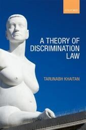 Theory of Discrimination Law