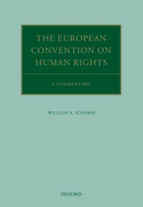 Ebook in inglese European Convention on Human Rights: A Commentary Schabas, William A.