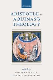 Aristotle in Aquinass Theology