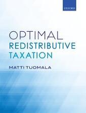 Optimal Redistributive Taxation
