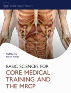 Ebook in inglese Basic Science for Core Medical Training and the MRCP -, -