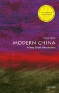 Ebook in inglese Modern China: A Very Short Introduction Mitter, Rana