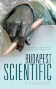 Ebook in inglese Budapest Scientific: A Guidebook Hargittai, Istv&aacute , n , Hargittai, Magdolna