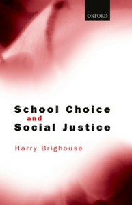 Ebook in inglese School Choice and Social Justice -, -
