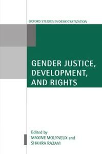Ebook in inglese Gender Justice, Development, and Rights