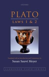 Ebook in inglese Plato: Laws 1 and 2 -, -