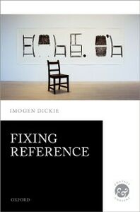 Ebook in inglese Fixing Reference Dickie, Imogen
