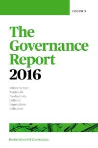 Foto Cover di Governance Report 2016, Ebook inglese di The Hertie School of Governance, edito da OUP Oxford