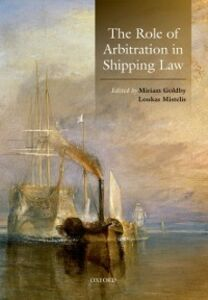 Foto Cover di Role of Arbitration in Shipping Law, Ebook inglese di  edito da OUP Oxford