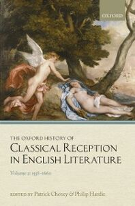 Ebook in inglese Oxford History of Classical Reception in English Literature: Volume 2: 1558-1660 -, -