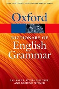 Ebook in inglese Oxford Dictionary of English Grammar Aarts, Bas , Chalker, Sylvia , Weiner, Edmund