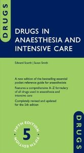 Ebook in inglese Drugs in Anaesthesia and Intensive Care Scarth, Edward , Smith, Susan