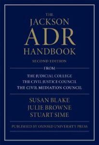 Foto Cover di Jackson ADR Handbook, Ebook inglese di AA.VV edito da OUP Oxford