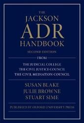Jackson ADR Handbook