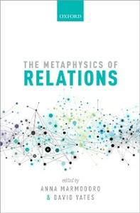 Ebook in inglese Metaphysics of Relations -, -