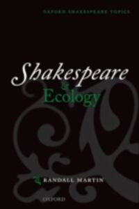 Ebook in inglese Shakespeare and Ecology Martin, Randall