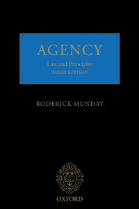 Ebook in inglese Agency Munday, Roderick