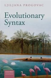 Evolutionary Syntax